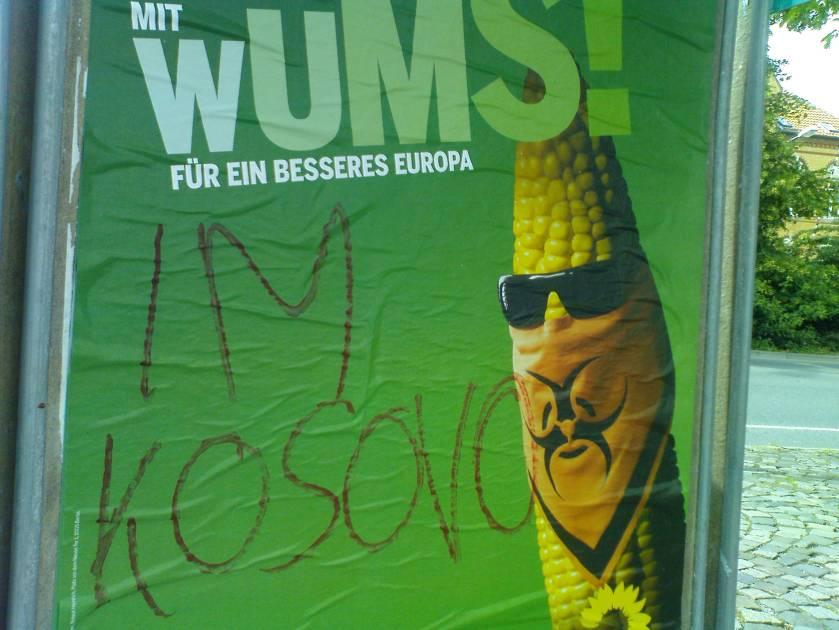 WUMS! im Kosovo