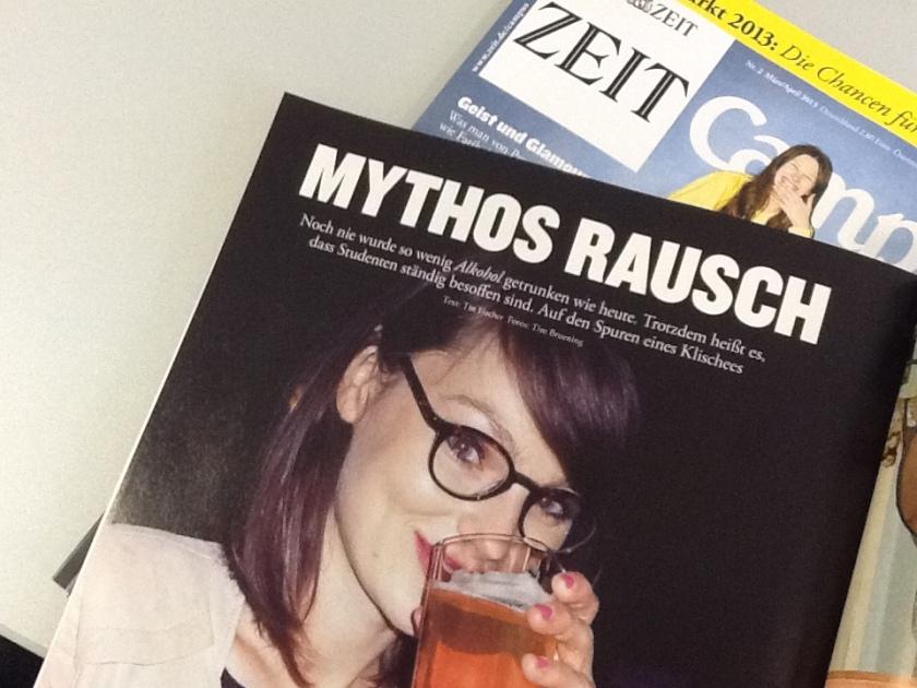 ZEIT CAMPUS 2-2013 Rausch