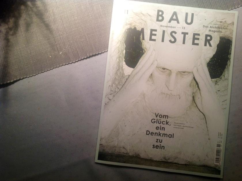 Baumeister Magazin 11/13