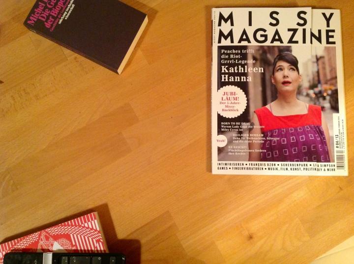 Missy Magazine Nr. 21