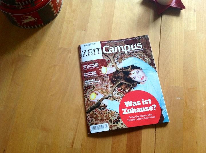 Zeit Campus 1_14 (ab 10. Dezember 2013 am Kiosk) 1