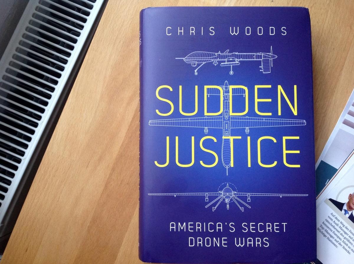Wird das Töten durch Drohnen zum Computerspiel? Nein, schreibt der Journalist ChrisWoods