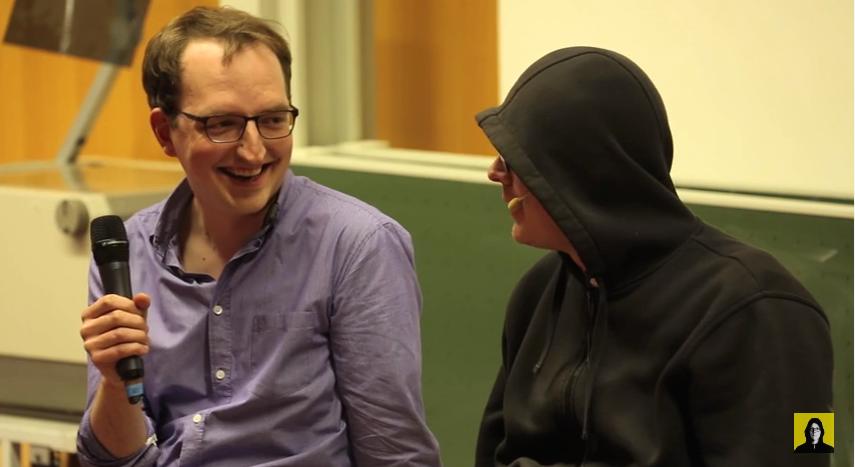 Lachen über Depression: mit Nico Semsrott gehtdas