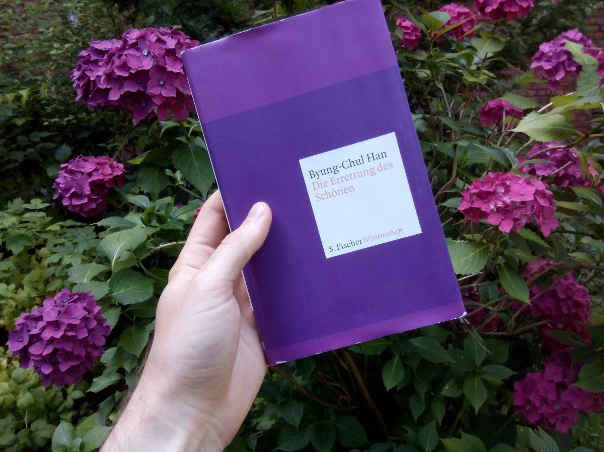 Ganz schön glatt: Byung-Chul Hans Buch Die Errettung desSchönen