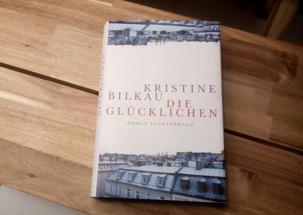 Kristine Bilkau bekommt den Preis für den besten Debütroman2015