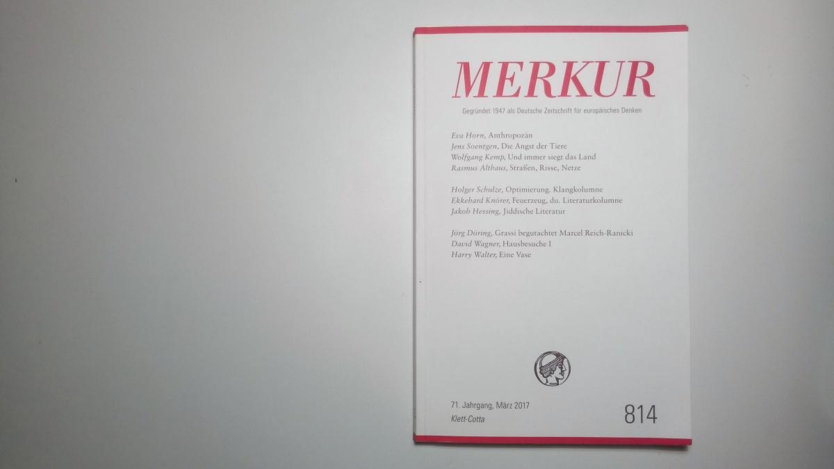 Magazine machen (1):Merkur