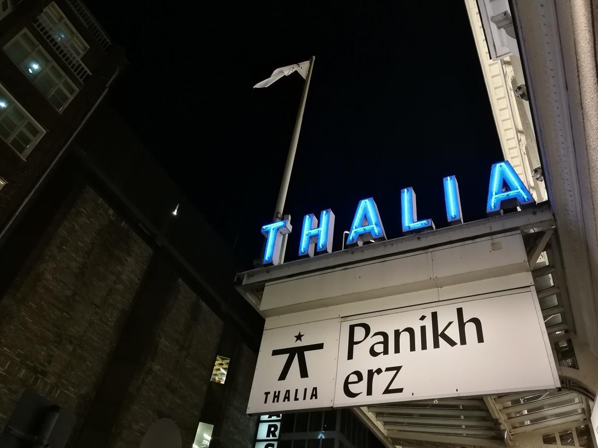 »Panikherz« im ThaliaTheater