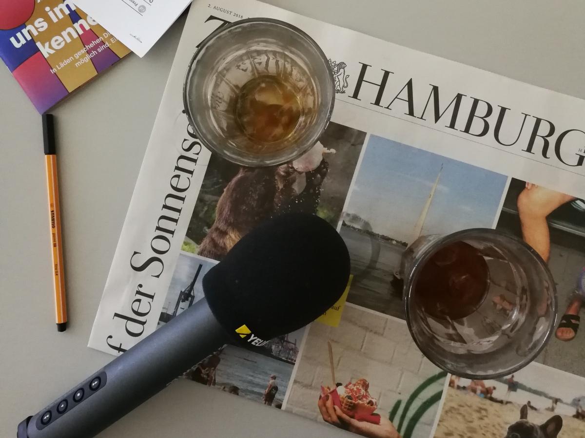 Neuer Podcast: Warum die Hitzewelle bereits der Klimawandelist