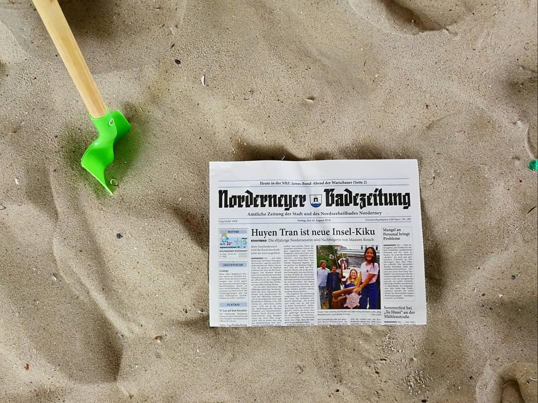 Lernen von Lokalzeitungen