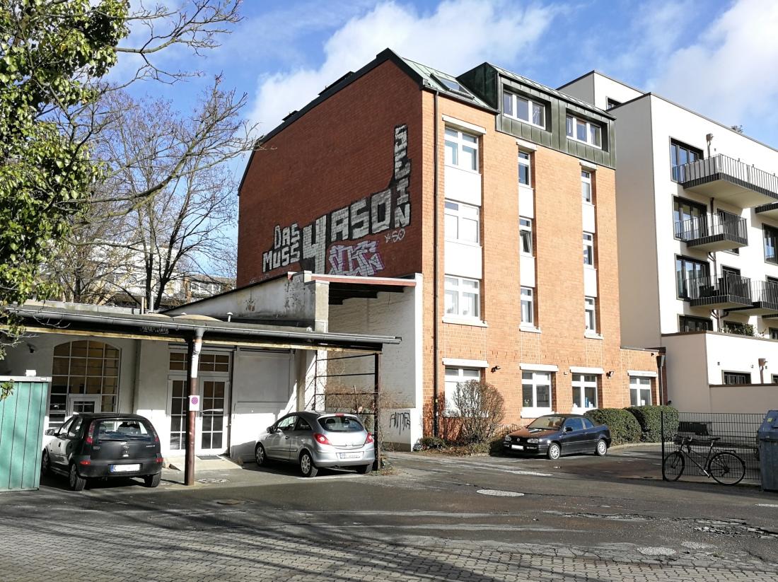 YASO, Friedensallee, Hamburg (April 2019)