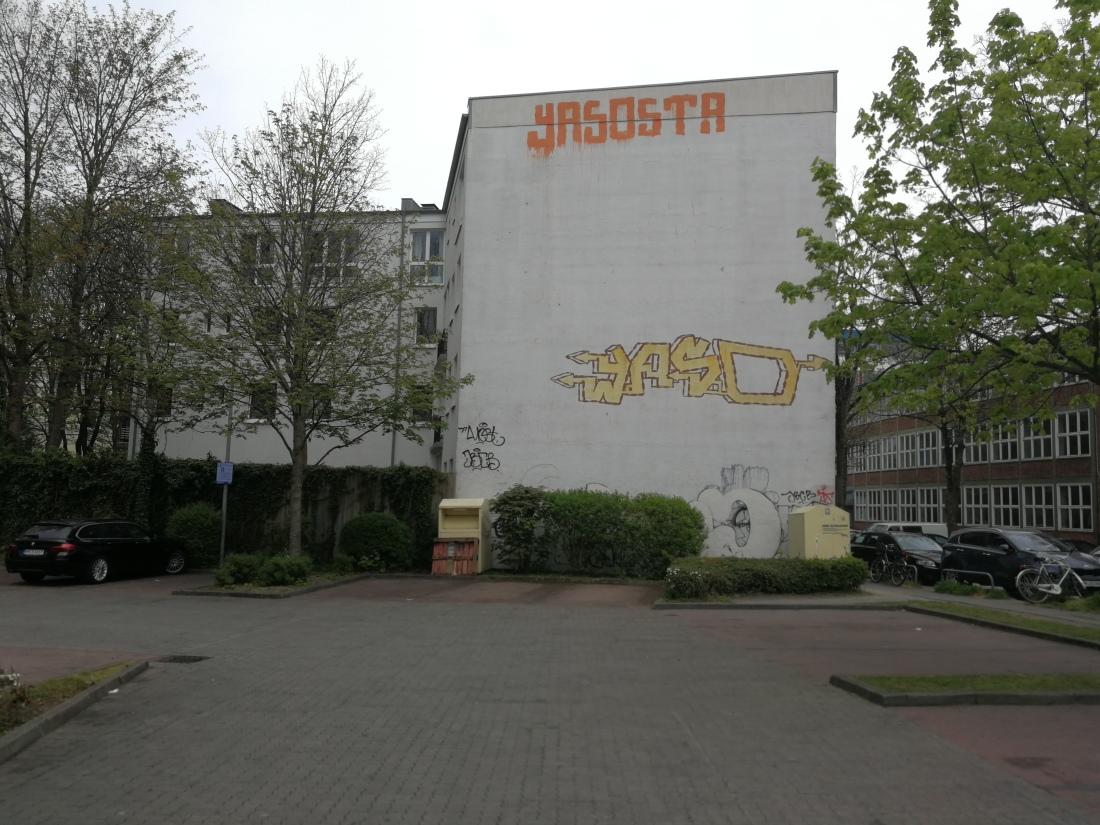 YASO, Mendelssohnstraße (April 2020)